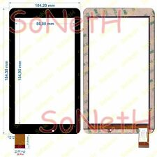 "Glass Touch screen Digitizer 7,0"" Trekstor SurfTab xiron 7.0 3G Black"