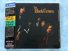 THE BLACK CROWES Shake Your Money Maker PHCR-1003 JAPAN CD w/OBI 020az51