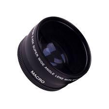 58mm 0,45 X Obiettivo Grandangolare Altura Filtro Per Canon EOS 450D 500D 550D