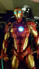 sentinel iron man bleeding edge re-edit figure Tony stark marvel