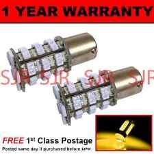581 BAU15s PY21W XENO ambra 48 SMD LED Posteriore Indicatore Lampadine X2 ri202403