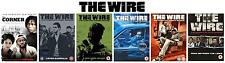 The Wire Seasons 1 2 3 4 5 Series + the prequel The Corner