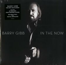 GIBB BARRY IN THE NOW DOPPIO VINILE LP 180 GRAMMI NUOVO SIGILLATO