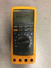 Fluke 187 50000 Count, Dual Display Used Tested Great Condition Ships Free