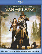 Van Helsing [Blu-ray], New DVDs