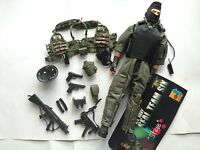 Dragon action figure's - Navy Seal Team Six