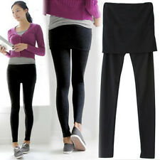 New Lady Jeggings Pencil Pants Silm Skirt Stretch Sexy Spandex Leggings Trousers