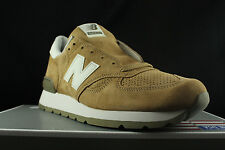 NEW BALANCE 990 USA HERITAGE HEMP BEIGE GREEN M990CER SZ 7.5