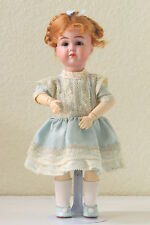 "Mein Liebling K & R 117 Ref: ""A""     Poupée Ancienne Reproduction Antique doll"