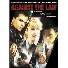 Against the Law (2003, DVD NEUF)