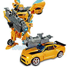 Transformers 4 Human Alliance Bumblebee Action Figure With Box