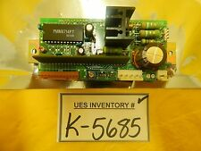 Sanyo PMM8714PT Stepping Motor Driver PCB TEL Tokyo Electron P-8 Used Working