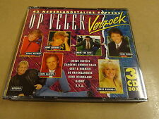 3-CD BOX / OP VELER VERZOEK - 42 NEDERLANDSTALIGE TOPPERS