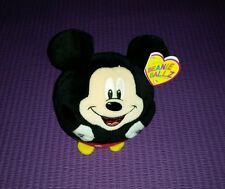 Disney Mickey Mouse Beanie Ballz by Ty - 2013