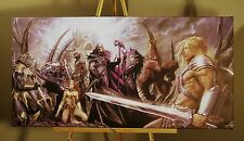 """He-Man and the Masters of the Universe"" by Stjepan Sejic 20x40 Canvas Art Print"
