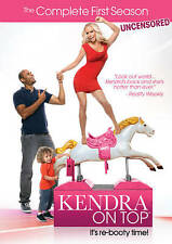 Kendra on Top: The Complete First Season (DVD, 2013, 2-Disc Set)  BRAND NEW