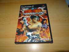TEKKEN 5 - SONY PLAYSTATION 2 PS2  NTSC JAPAN  new sealed
