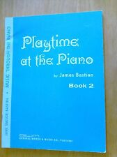 Sale  Vintage   6 Different Books   learning  to  play Piano -D  Set #2