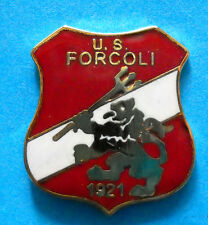 DISTINTIVO SPILLA PIN - U.S. FORCOLI CALCIO - cod. 445