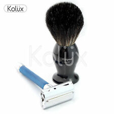 Butterfly Double Edge Razor Safety Razor Fits All Double Edge Blades Wet Shave