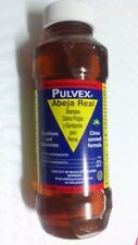 Pulvex Flea & Tick Shampoo for Dogs (Abeja Real) 5 fl.oz.Citrus Scented Formula