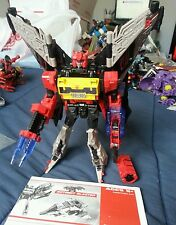 Transformers UNIVERSE AUTOBOT BLASTER MINT COMP. 2008 FREE S/H