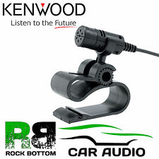 Kenwood KDC KMM DDX DNX DNN DPX Car Stereo Radio 3.5mm Bluetooth Mic Microphone