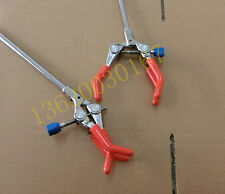 Flask Clip Condenser Clamp Beaker Holder Test Tube Tongs Universal #J401 lx