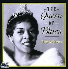 1 CENT CD Queen Of The Blues - Dinah Washington