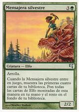 Mensajera silvestre / Sylvan Messenger | NM | Salvat | ESP | Magic MTG
