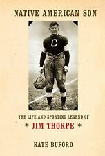 Native American Son: The Life and Sporting Legend of Jim Thorpe-ExLibrary