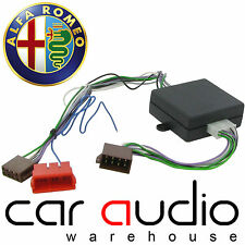 Alfa Romeo 147 2000-2010 Front/Rear Bose Amplified Active Bypass Lead CT51-AR01