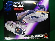 Star Wars SOE 1996 Dash Rendar's Outrider – MIMB Action Vehicle