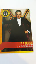 2016 SDCC COMIC CON EXCLUSIVE IMDB PROMO CARD DOCTOR WHO PETER CAPALDI # 30