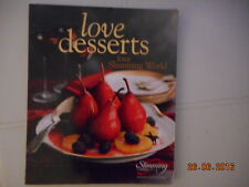 SLIMMING WORLD LOVE DESSERTS - PIES, CAKES, ICES, TRIFLES, NEW EX DISPLAY COPY!
