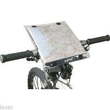 Zefal Doomap Bicycle Bike Map Holder With Velcro Straps Handlebar Mounted