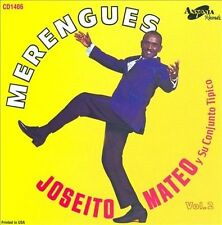Mateo, Joseito: Merengues 2  Audio CD