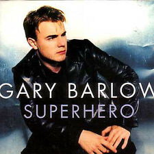 ☆ CD SINGLE Gary BARLOW Superheroe 2-track USA ☆ RARE