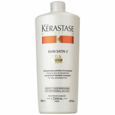 Kerastase Bain Satin 2 Big 1 Litre Salon Size