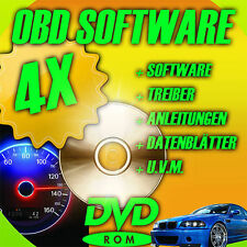 Diagnóstico software OBD Chiptuning airbag velocímetro bmw Audi VW Benz skoda seat ford