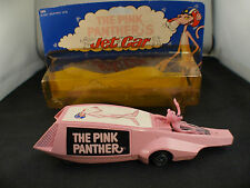 Meccano Dinky Toys n° 354 The Pink Panther's Jet Car en boite RARE