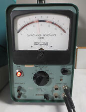 Boonton Electronics -  MODEL 71A Capacitance/Inductance Meter
