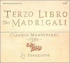 Monteverdi: Madrigals, Book 3 (Il Terzo Libro de Madrigali, 1592), New Music