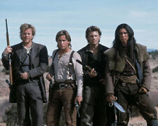 YOUNG GUNS II KIEFER SUTHERLAND PHOTOGRAPH CAST