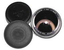 Olympus OM 16mm f3.5 Fish-Eye  #101821