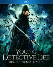 Young Detective Dee (Blu-ray Disc 2014) DON'T BUY FROM AUTO 4 CENTS UNDER ME NEW