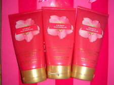 3 Victoria's Secret Sweet Daydream Stimulating Body Scrub 7oz New