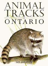 Animal Tracks of Ontario and the Great Lakes Region (Animal Tracks Guides)