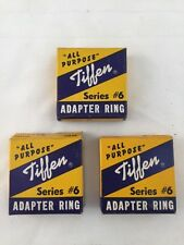 TIFFEN SERIES #6 ADAPTER RING-STOCK NO.65-65-6 TO 5-STEP DOWN