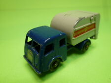 LESNEY 15 TIPPAX REFUSE TRUCK - CLEANSING SERVICE - BLUE - GOOD CONDITION